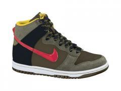 Nike Dunk High (3.5y-7y) Boys' Shoe