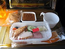 Passenger Meals and Snacks