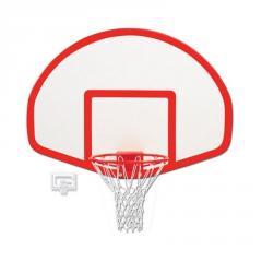 """Gared Sports 39"""" x 54"""" Fiberglass Fan-Shape"""