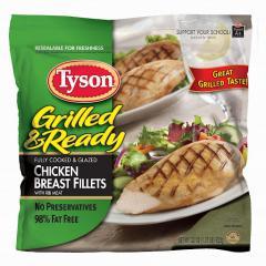 Tyson Chicken Breast Fillets