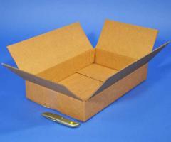 Corrugated Stock Boxes, # 109300