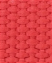 Red Heavyweight Woven Polypropylene Webbing
