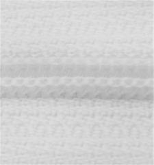 Grey Polyester Zipper Chain