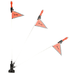 Folding Sea Light with Reflective Flag, Scotty