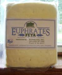 Euphrates - Feta cheese products