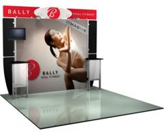 ZERO Displays, Exhibits, Stands, Trade Show