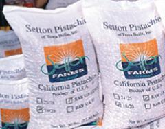 Pistachios - 50 lbs. Sacks