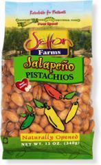Flavored Pistachios