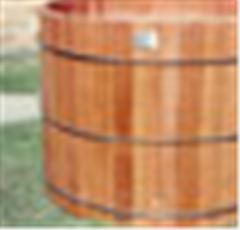 Custom Wood Hot Tubs