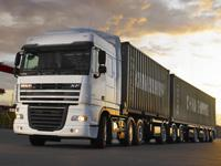 Trucks, Model DAF XF105