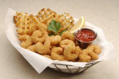 Breaded Mini & Popcorn Shrimp