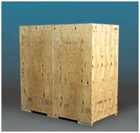 Overseas Container,  Type II