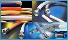 Sanitary Hoses and Fittings