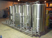 Sanitary Tanks for Food Processing