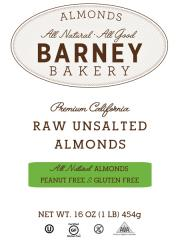 Blanched Roasted Marcona Almonds 16 oz (1 LB)