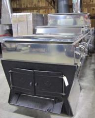 4'x12' Dallaire Evaporator w/Stainless Arch,