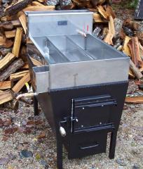 2'x3' Mason Hobby Evaporator w/Stainless Welded