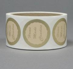 """""""Homemade Candy"""" Label 100/roll"""