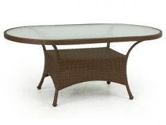 """Kokomo 40""""x70"""" Oval Dining Table"""