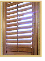 Estate Hardwood Shutters