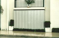 Removable Storm Panels