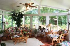 Glass Enclosures, Sun Rooms