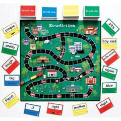 Erudition Sight Word Game