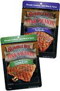 Prime Fillet® Pink Salmon Steaks