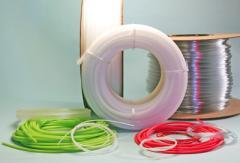 Extrusions, Plastic Tubing