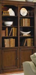Wall Bookcase, Hooker