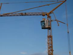 Potain IGO T130 Tower Crane