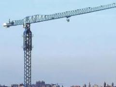 Comansa LC5211 Top Slewing Tower Cranes