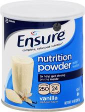 Ensure Nutrition Powder Vanilla