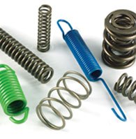 Hot Coil Helical Suspension Springs