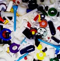 Molds, plastic