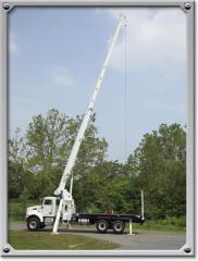 Hydraulic Telescopic Crane, AC18-70B-HL