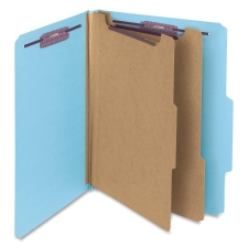 Smead SafeSHIELD Colored Classification Folder