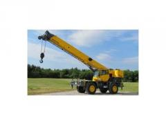 2011 Grove RT540E Crane