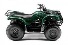 2013 Yamaha Grizzly 125 Automatic ATV