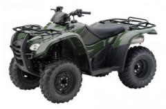 2013 Honda FourTrax Rancher 4x4 ES ATV