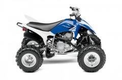 2013 Yamaha Raptor 250 ATV