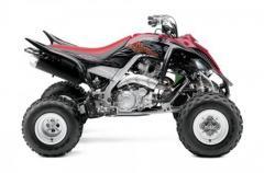 2013 Yamaha Raptor 700R SE ATV