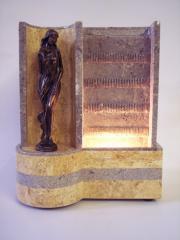 Amelia Fountain With Light