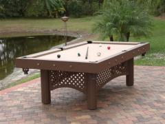 The Tuscany Pool Table