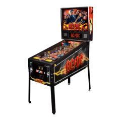 AC/DC Pro Pinball Machine
