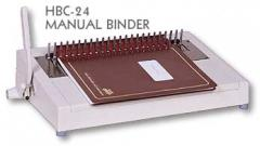 Manual Binder, HBC-24'