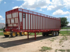 Meyer 9136 Live Bottom Trailer