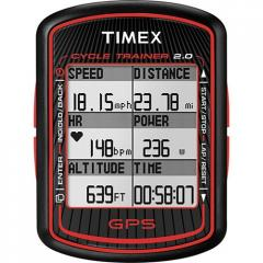 Timex Cycle Trainer 2.1 Bike Computer GPS T5K615