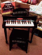 Learn-To-Play Grand Piano