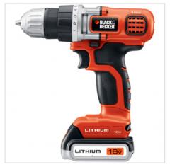 Drill Lithium Cordless LDX116C